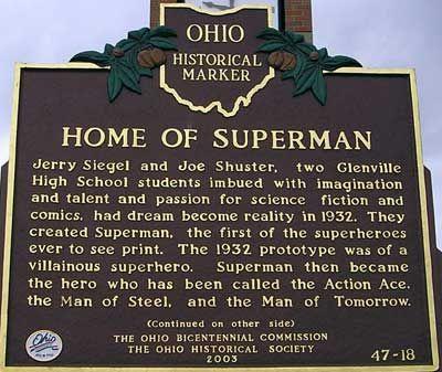 Origins of Superman #CLEHistory