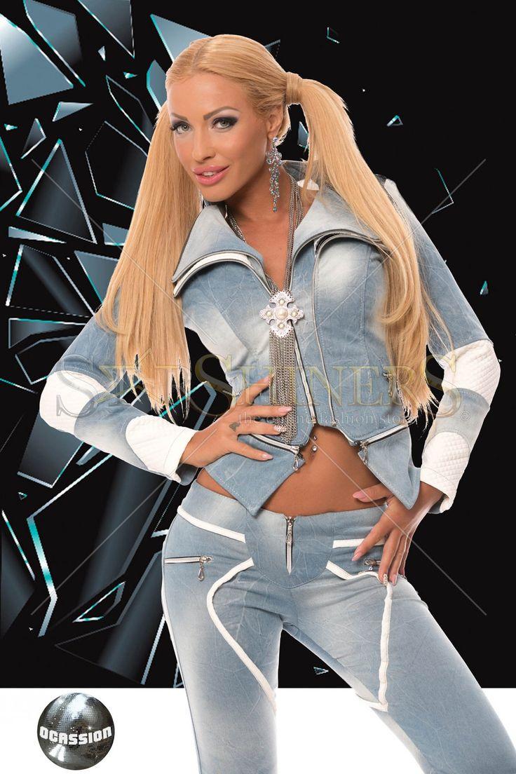 Set Ocassion Diva Disclosure Blue