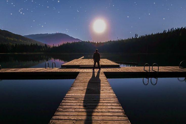 Meditación de Luna Llena para trabajar la fusión con el todo