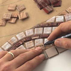 Free+Mosaic+Patterns+for+Beginners | Getting started with mosaics :: allaboutyou.com