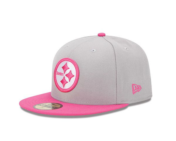 Pittsburgh Steelers Breast Cancer Coaches Sideline Cap