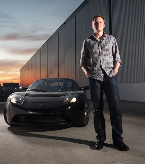 Elon Musk ~ CEO of Tesla motors and SpaceX ~ Atheist
