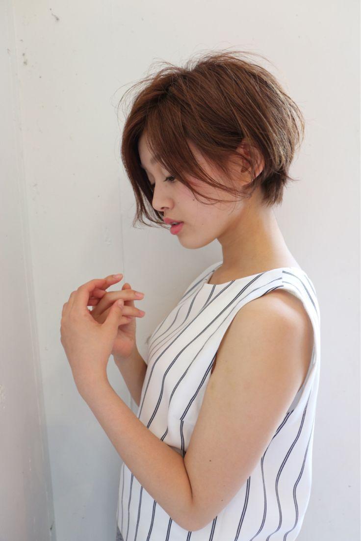 TOMOMI さんのヘアカタログ | 大人かわいい,外国人風,アッシュ,とにかく可愛い,大人シンプル | 2016.07.16 08.00 - HAIR