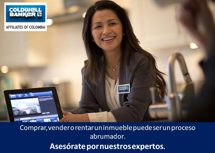 Coldwell Banker te da el acompañamiento que necesitas en la búsqueda de tu hogar. #cbcolombia #mihogaresextraordinario #bienesraices #Colombia