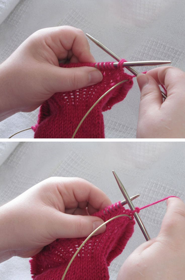 Stretchy Bind Off Tutorial - SUPER EASY FOR ME purling into the backs of the first 2 sts...