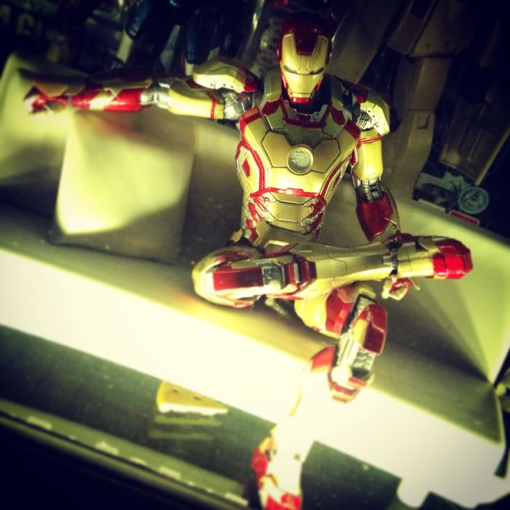 Ironman 3 mark 42
