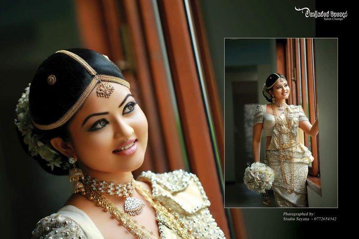 Pin By Madhu J On Wedding Sri Lankan Bride Sri Lankan Bride Bridal