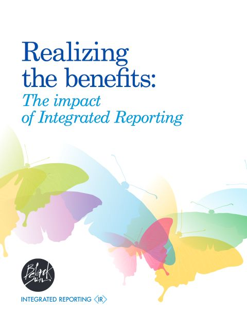 The Black Sun, in partnership with the International Integrated Reporting Council (IIRC), conducted research that highlights the significant positive impact of Integrated Reporting on those businesses who have taken a lead on making their corporate reporting and thinking fit for purpose