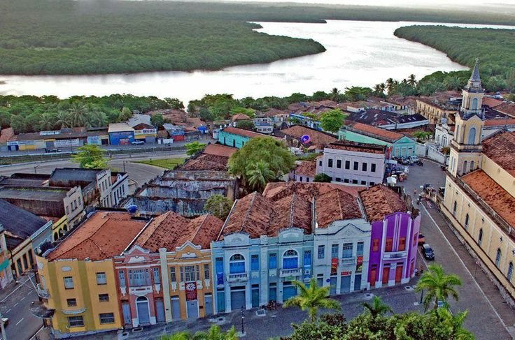 João Pessoa - Paraíba    (by Zé Marques). Cidade baixa - Centro histórico. #João Pessoa - Paraíba - Brasil. O paraíso é aqui!