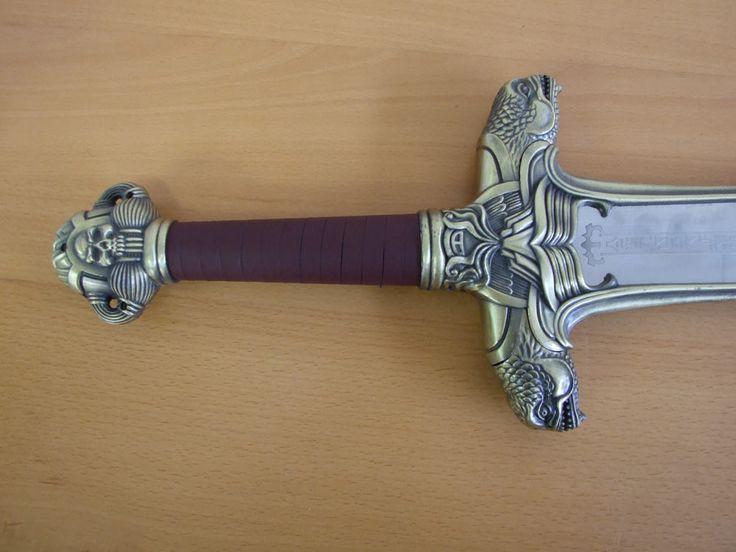 Espada Conan el Bárbaro. Atlantean