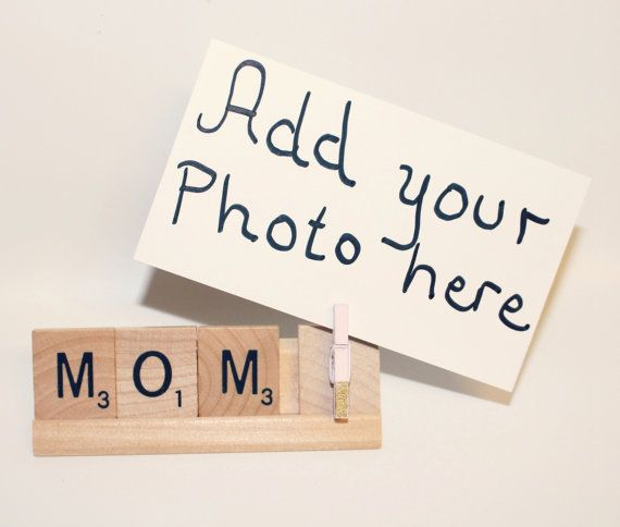 Mom Frame, Mothers Day Photo, Mothers Day Photo Holder, Gift for Mom, Mom Gift, Grammy, Grammy Gift, Mimi, Photo Holder, Grammy Frame, Nana