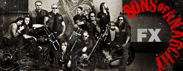 Sons of Anarchy Facebook Cover
