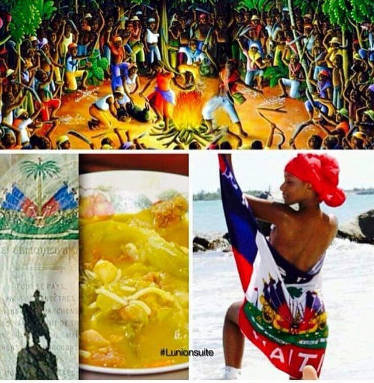 haitian flag day 2015