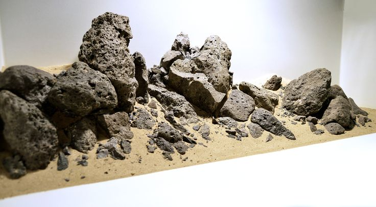 MISTONE - Lay Out 2 Piedras Volacánicas