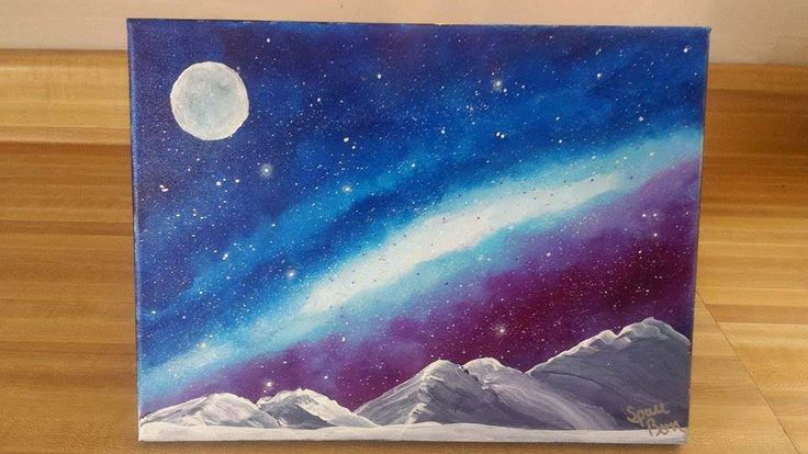 Diy Galaxy Book Cover : Ideas about galaxy painting on pinterest