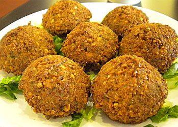 LEBANESE RECIPES: Falafel Recipe - Best falafel Recipe