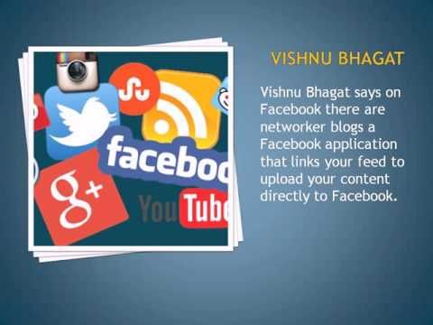 Creating Traffic for blogs and websites – Vishnu Bhagat