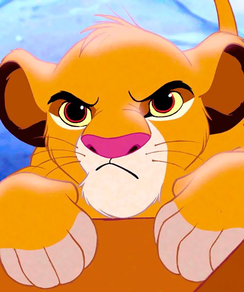 """Day 4: Simba is not usually thought of as a prince, but he is and he is my favorite. He has the greatest birth in Disney and sings one of my favorite songs in """"I Just Can't Wait to be King."""""""