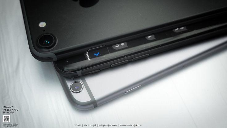 Vemos el iPhone 7 Plus con Smart Connector y otros cambios importantes 🤔 - http://www.esmandau.com/184313/vemos-el-iphone-7-plus-con-smart-connector-y-otros-cambios-importantes/