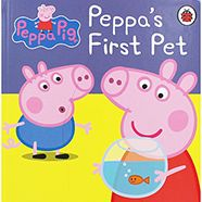 Peppa Pig - Peppas First Pet // £3 at The Works! Huge range of Peppa stuff for your little ones.