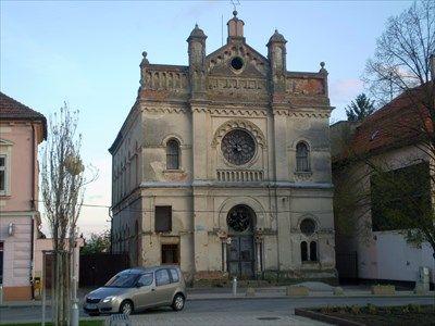 Zidovska Synagogue - Senec, Slovakia