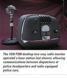 March 27, 2014 For #ThrowbackThursday, sales of #Motorola police radios began November 1930.