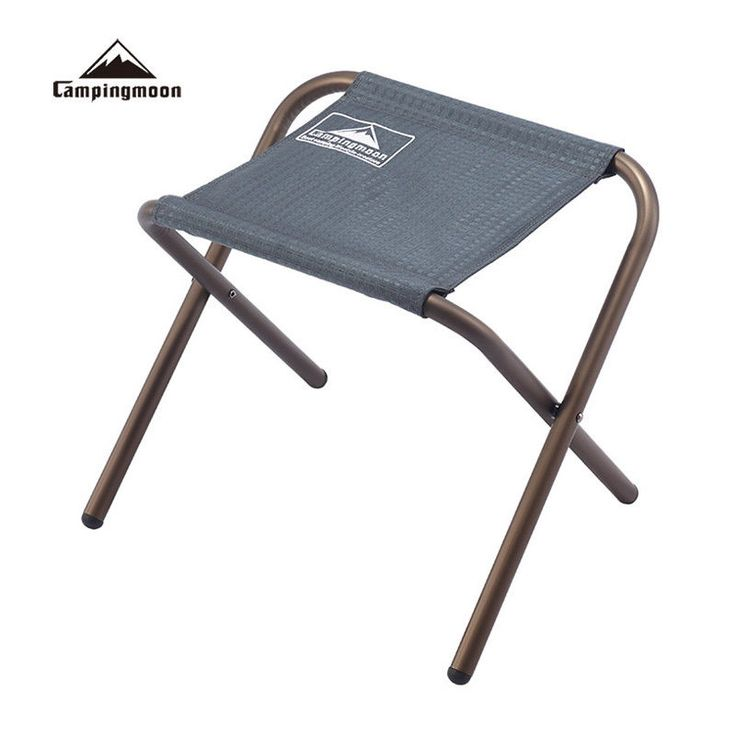 CAMPING MOON Alumium Portable Folding Fishing Chair Outdoor Gear Stool Picnic #CAMPINGMOON #Camping #Portable #Fishing_chair #Gear #Stool #Picnic #Detailkorea