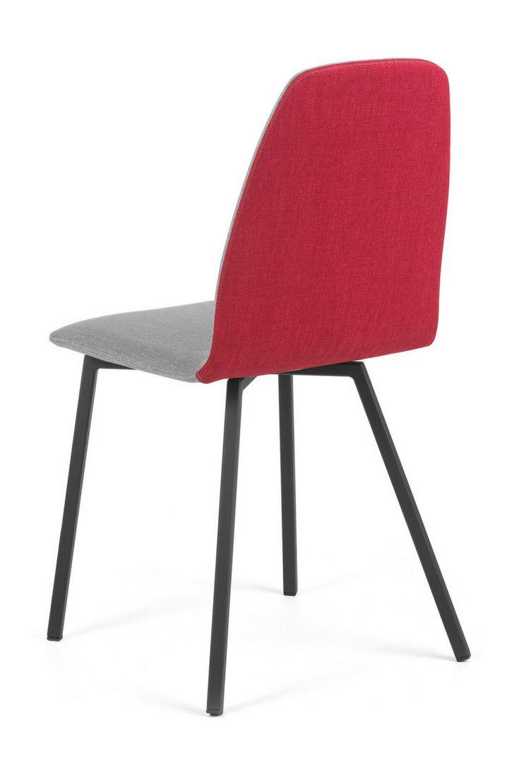 Chaises colorees trendy chaises colores uni with chaises for Chaises colorees