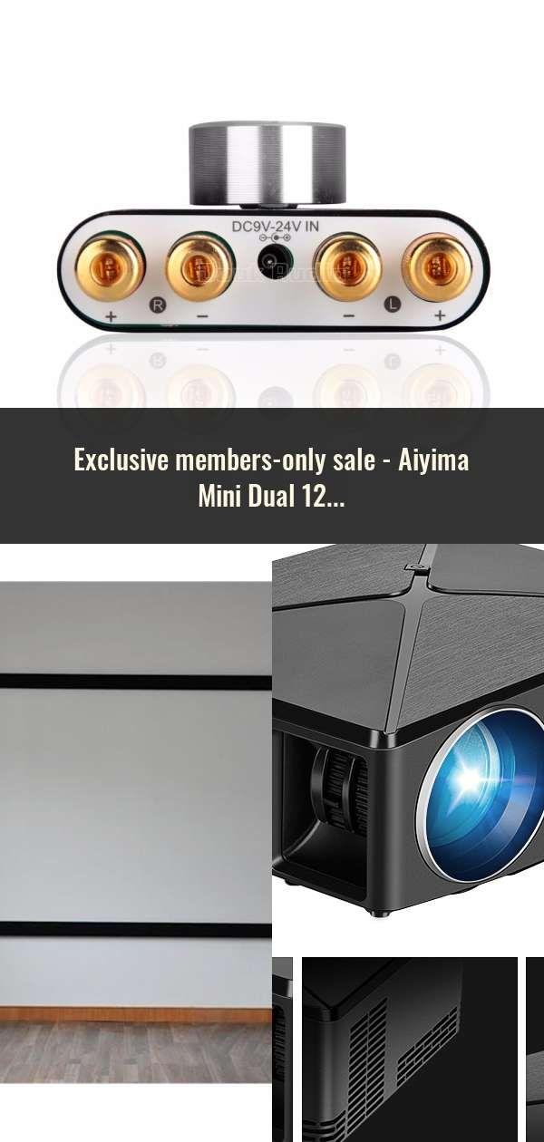 Aiyima Mini Dual 12 Level indicator VU Meter Stereo