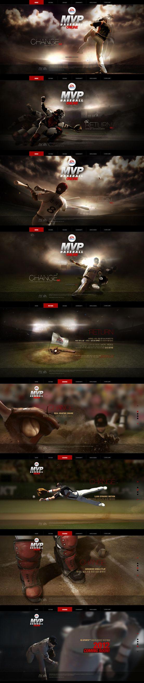 Cool Web Design on the Internet, MVP. #webdesign #webdevelopment #website @ http://www.pinterest.com/alfredchong/web-design/