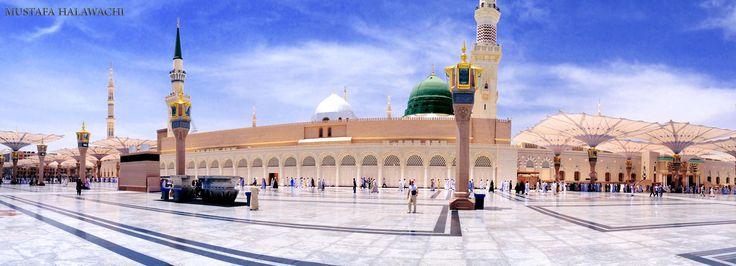 المدينة المنورة مسجد الرسول Masjid Taj Mahal Madina