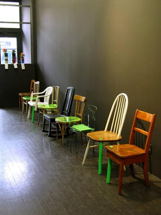 recycle55Design, Projet Reanimator, Diy Furniture, 5 5 Design, Chairs Legs, Design Chai, Upcycling, Chairs Design, 55 Design