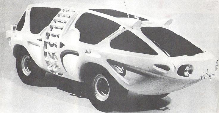 Colani Sea-Ranger (Colani), 1979
