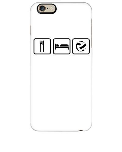 Eat Sleep Volleyball - iphone 6 Plus Case