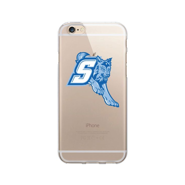 Sonoma State University Clear Phone Case, Classic - iPhone 6/6S