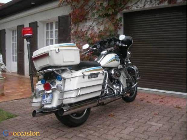 Moto HARLEY DAVIDSON Electra police - http://www.go-occasion.fr/moto-harley-davidson-electra-police/