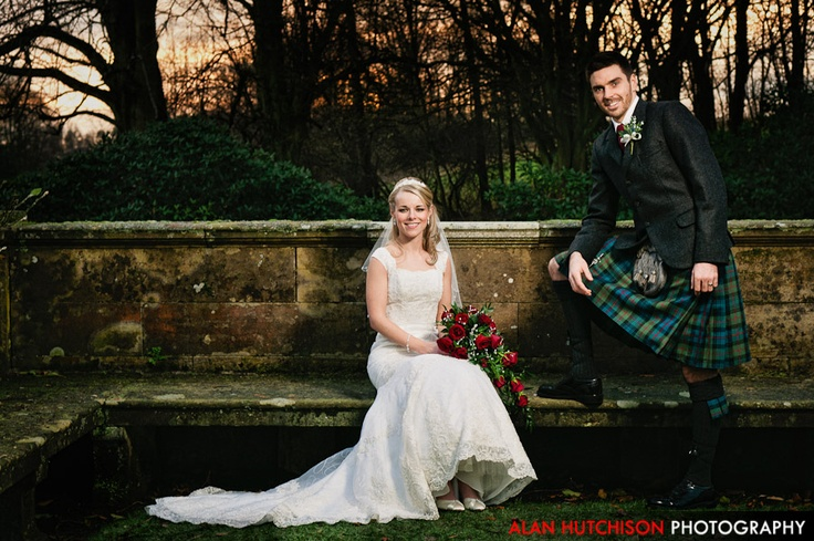 Wedding Photography Scotland - Scottish Tennis Champ Colin Fleming and his lovely wife Gemma - Balbirnie House Hotel, Markinch, Fife    Alan Hutchison Photography  www.alanhutchison.co.uk