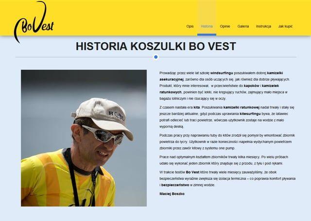 KAMIZELKA ASEKURACYJNA http://bovest.pl/