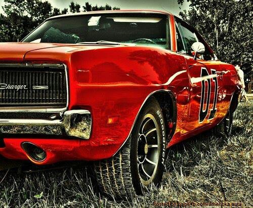 General Lee. This is a dream car!