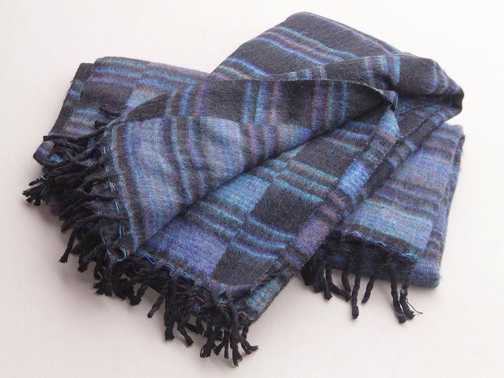 Woolly Blankets Black
