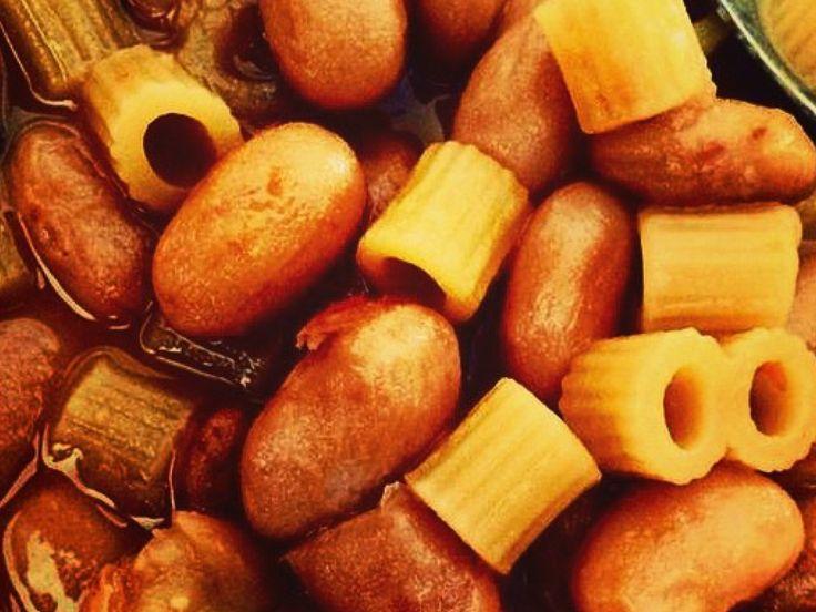 fagioli freschi, il piatto che mi piace cucinare con tanto peperoncino...