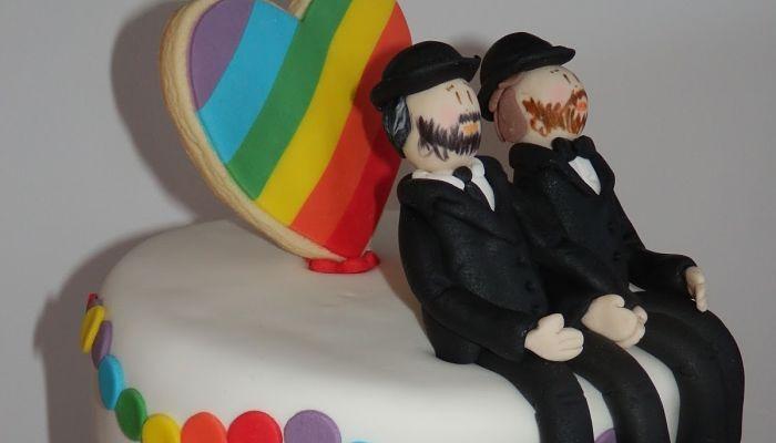 Excelentes 22 ideas para organizar una boda gay