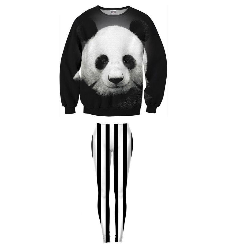 Panda set, Mr. GUGU & Miss GO