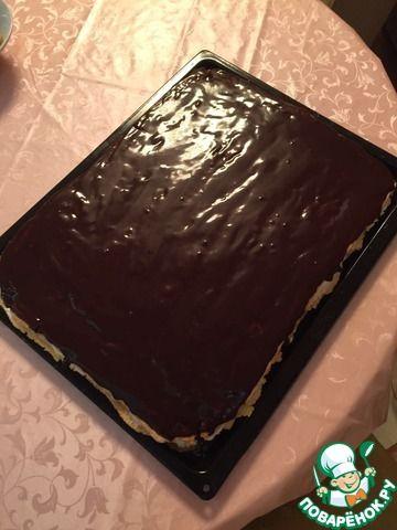 "Торт ""Птичье молоко"" по-армянски ингредиенты"