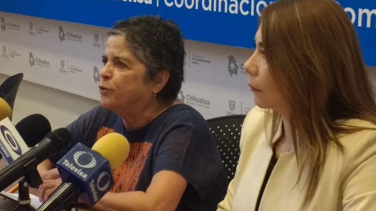 <p>Chihuahua, Chih.- María Teresa Guerrero, titular de la Comisión Estatal para los Pueblos Indígenas y quien fuera titular de Contec,
