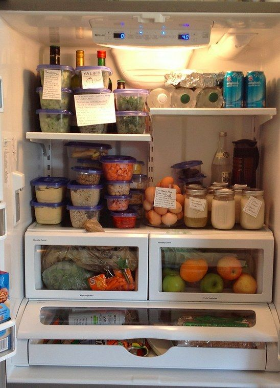 Stock the couple's post-honeymoon fridge: t can be as inexpensive as some quick snacks and frozen dinners from the grocery store, or as elaborate as a week of homemade meals. Point is: they're not coming home to the dreaded empty fridge.