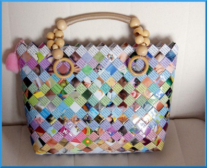 wrapper bag