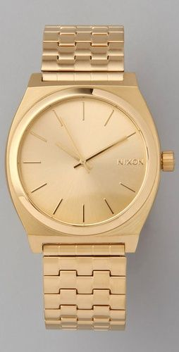I would totally be into watches if this lovely was hanging round my wrist!