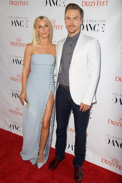 Professional dancers Julianne Hough and Derek Hough attend the 6th Annual Celebration of Dance Gala Presented by The Dizzy Feet Foundation.