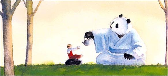 Stillwater - A Heavy Load, a story of forgiveness Zen Shorts by John Muth